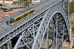 Metro Porto - Ponte Luis I