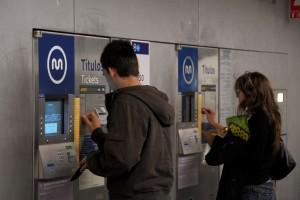 Metro Porto - automati