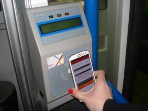 Kad se hoće, može se - VIP mPrijevoz u Osijeku omogućava korištenje NFC-om opremljenog smartfona umjesto BUTRA vrijednosne karte