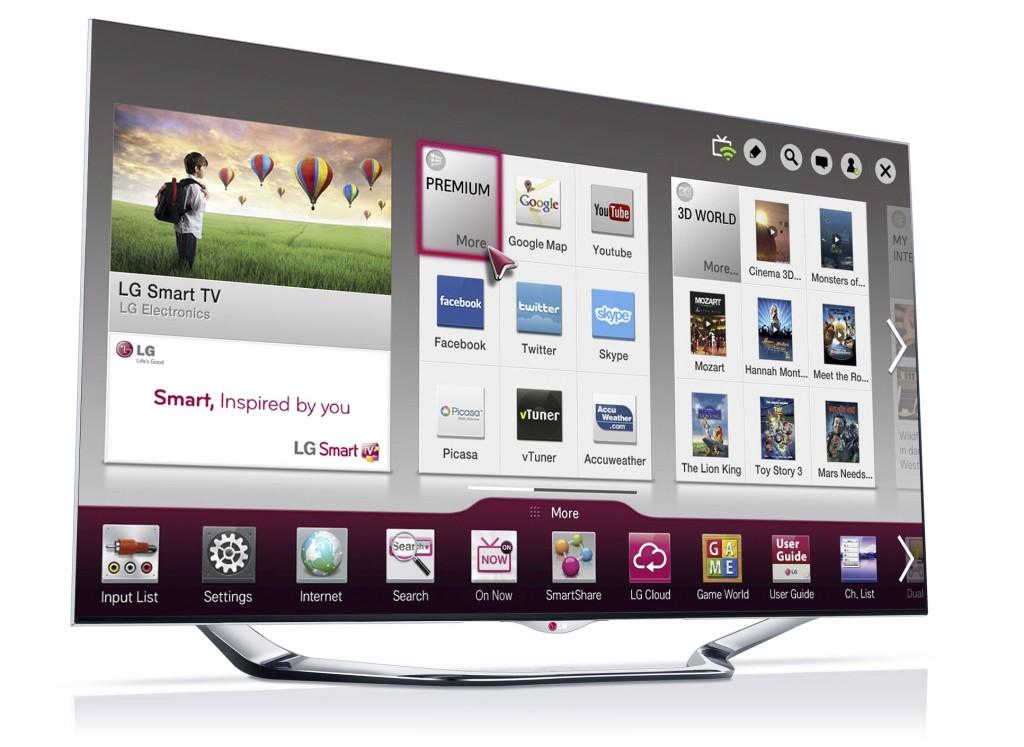 Pametne televizore nudi svatko već i u osnovnim cjenovnim razredima