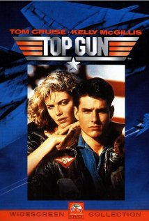 Top Gun (1986) cover