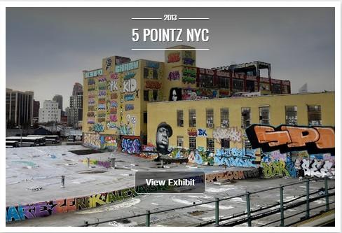 5Pointz Google Art Project