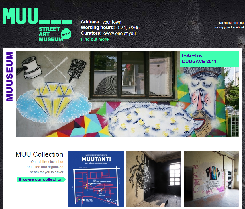 MUU Street Art Museum