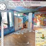 street view interijera Google Art Project