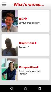 Kompozicijom protiv dosadnih fotki - jedan od korisnih savjeta iz dijela aplikacije What's wrong with my photo