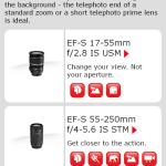 Canon Lens Guru - vodič kroz Canonove objektive sa savjetima koji odabrati za koju svrhu