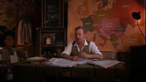 Indiana, ali ne Jones - scenarist i narator kanala The Great War  Indiana Neidell mene odijevanjem neodoljivo podsjeća na Indianu Jonesa...