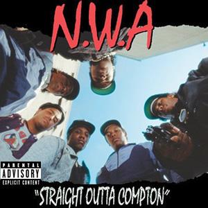Album Straight Outta Compton repera N.W.A. smatra se začetnikom gangsta rapa - ako ste ikad čuli za pjesmu Fuck the Police, e pa to vam je s ovog albuma...