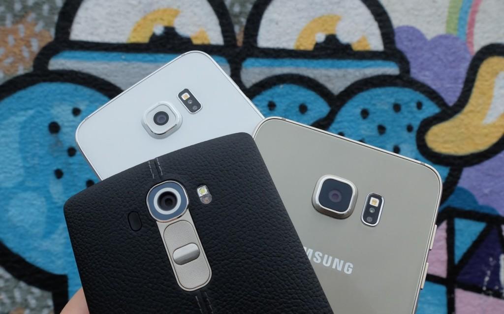 smartfoni kamere zajedno