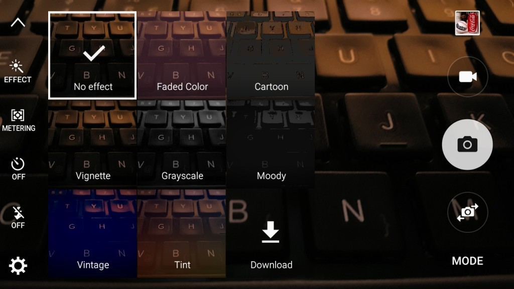 Samsung S6 Pro mode 04