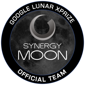 TEAM SYNERGY MOON LOGO